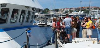 Le FROM Nord fête la Mer à Boulogne-sur-Mer
