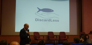 Les représentants des professionnels de la pêche participent à DiscardLess