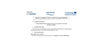 Projet SUMARiS : Appel à candidature - Fileyeur