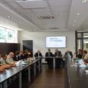 Réunion avec l'ensemble des représentants de la filière et des services de l'Etat